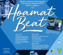 Veranstaltung: Startnummernverlosung der Deutschen Meisterschaft 2019 im Slalom