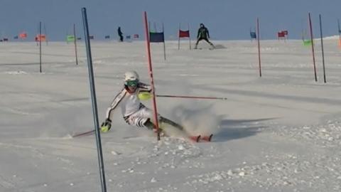 FIS Rennen Herren in Garmisch Partenkirchen, 12.01.19 am Gudiberg