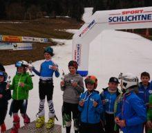 Zwei Podiumsplätze in der U 12 Intersport Schlichtner Cup erfahren