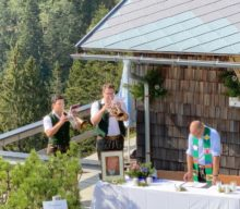 Bergmesse am Rauheck 2020